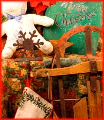 Antique_Christmas Jigsaw Puzzle