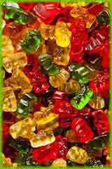 Colorful Gummy Bears jigsaw puzzle