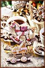 Gingerbread horse Jigsaw Puzzle