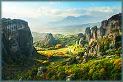 Mobile - PC Greece Meteora monasteries jigsaw puzzle