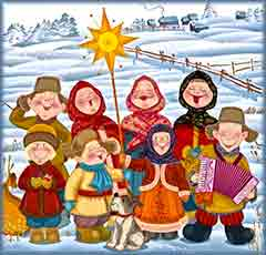 Mobile - PC Group of  Russian children singing jigsaw puzzle