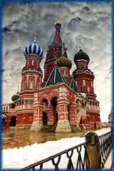 St Basil Cathedral jigsaw puzzle