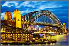 Mobile - PC Group of  australia cityscape jigsaw puzzle