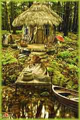 fairy house puzzle