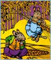 Country Mice jigaw puzzle