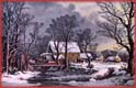 Farm in Snow jigsaw puzzles