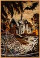Old Haunted House jigsaw puzzles