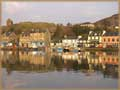 Tarbert Harbor and waterfront