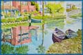 free jigsaw puzzles of Venice Colors