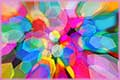 free jigsaw puzzles of colorful abstract 2