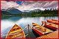 free jigsaw puzzles of lake boat